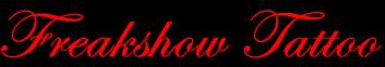 Freakshow Tattoo Logo
